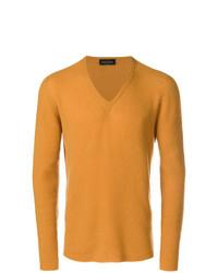 Jersey de pico amarillo de Roberto Collina
