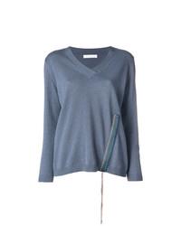 Jersey de pico azul de Fabiana Filippi