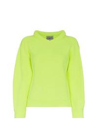 Jersey de pico en amarillo verdoso de Ashley Williams