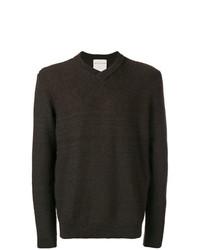 Jersey de pico en marrón oscuro de Stephan Schneider