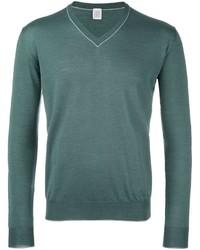 Jersey de pico en verde azulado de Eleventy