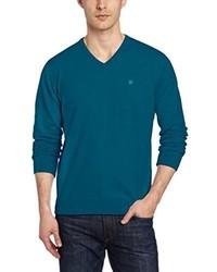 Jersey de pico en verde azulado de Victorinox