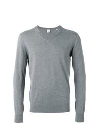 Jersey de pico gris de Aspesi