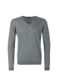 Jersey de pico gris de Roberto Collina
