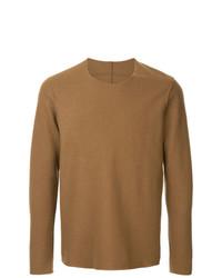Jersey de pico marrón claro de Kazuyuki Kumagai