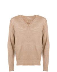 Jersey de pico marrón claro de Massimo Alba