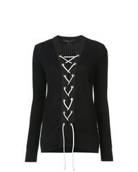 Jersey de pico negro de Derek Lam