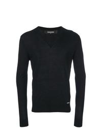 Jersey de pico negro de DSQUARED2
