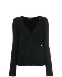 Jersey de pico negro de Isabel Marant
