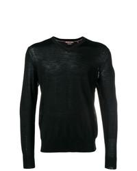 Jersey de pico negro de MICHAEL Michael Kors