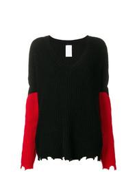 Jersey de pico negro de Pinko