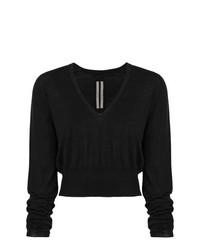 Jersey de pico negro de Rick Owens