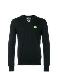 Jersey de pico negro de The Beatles X Comme Des Garçons