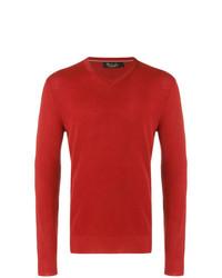 Jersey de pico rojo de Loro Piana