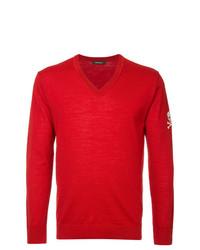 Jersey de pico rojo de Loveless