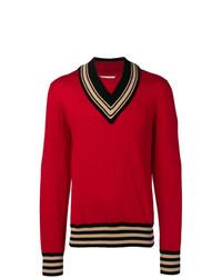 Jersey de pico rojo de Maison Margiela