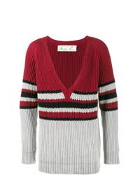 Jersey de pico rojo de Martine Rose