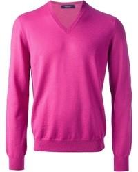 Jersey de pico rosa de Gran Sasso