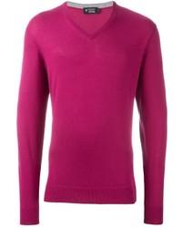 Jersey de pico rosa de Hackett