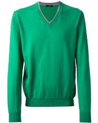 Jersey de pico verde de Fay