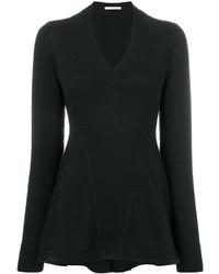 Jersey de punto negro de Givenchy