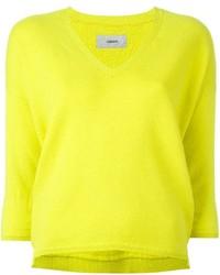 Jersey en amarillo verdoso de Humanoid