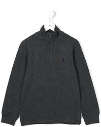 Jersey en gris oscuro de Ralph Lauren