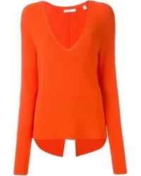 Jersey naranja de A.L.C.