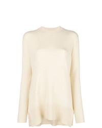 Jersey oversized en beige de Derek Lam