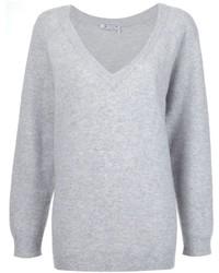 Jersey oversized gris de Alexander Wang