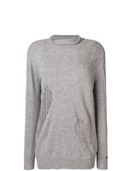 Jersey oversized gris de Twin-Set