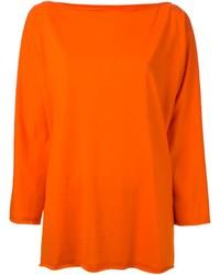 Jersey oversized naranja