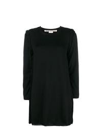 Jersey oversized negro de Comme des Garcons