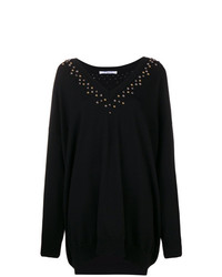 Jersey oversized negro de Givenchy