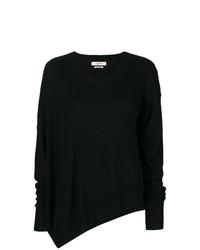 Jersey oversized negro de Isabel Marant Etoile