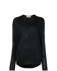 Jersey oversized negro de Jean Paul Knott