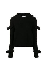 Jersey oversized negro de JW Anderson