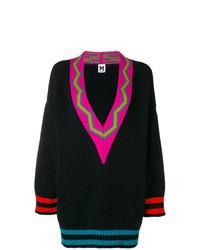 Jersey oversized negro de M Missoni