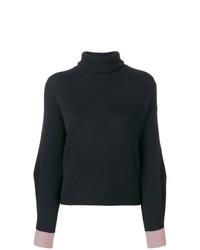 Jersey oversized negro de Pinko