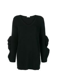 Jersey oversized negro de RED Valentino