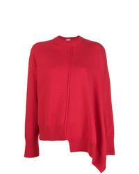 Jersey oversized rojo de MRZ