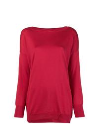 Jersey oversized rojo de Snobby Sheep