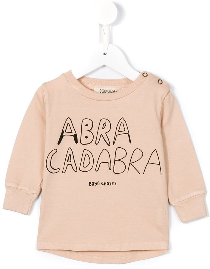 Jersey rosado de Bobo Choses