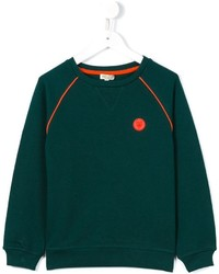 Jersey verde oscuro de Kenzo