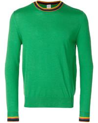 Jersey verde de Paul Smith
