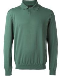 Jersey verde de Z Zegna