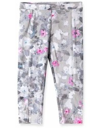 Leggings estampados grises