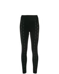 Leggings negros de Philipp Plein