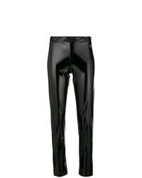 Leggings Negros de Versace Jeans