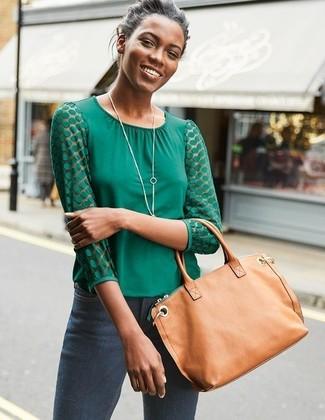 7b897e364e4c3 Cómo combinar una blusa en verde menta (24 looks de moda)